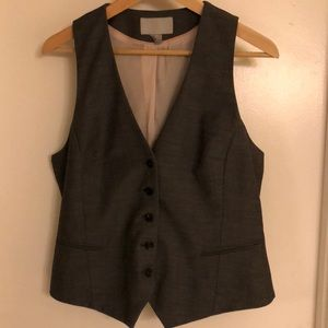Jackets & Blazers - H&M grey vest